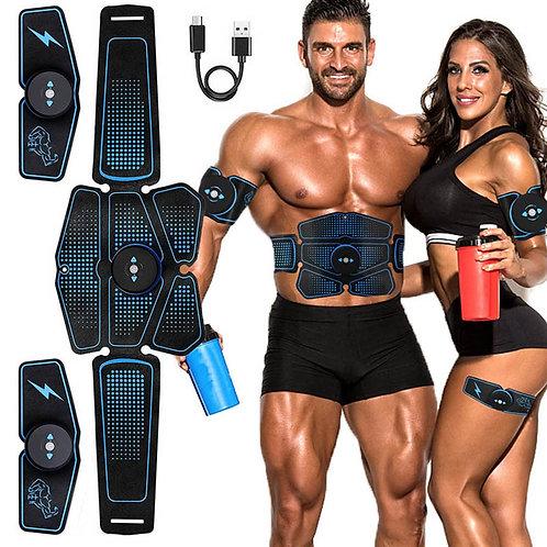 EMS Exercise Muscle Body Training