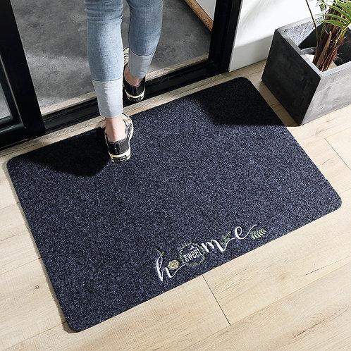 Interior door mat Abrasion-resistant and dust-proof non-slip door mat