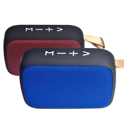 Портативный динамик Mini Bluetooth-динамик с FM-радио Поддержка TF Card