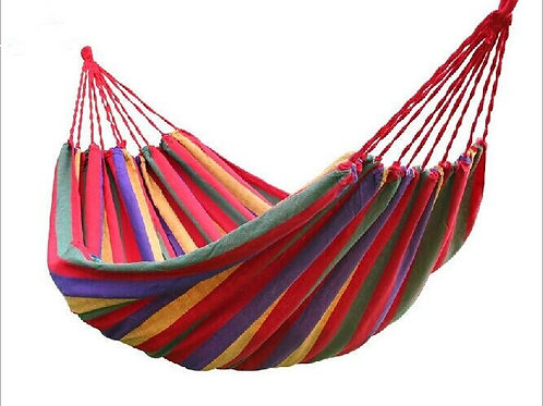 Portable Outdoor Garden Hammock Hang Bed for Travel, Camping