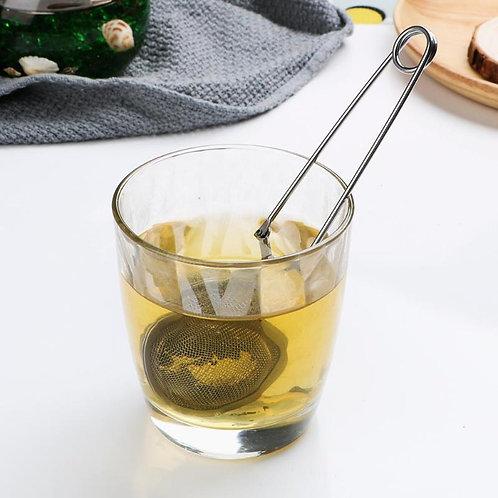 Tea Strainer Stainless Steel Sphere Tea Infuser Mesh Metal Filter