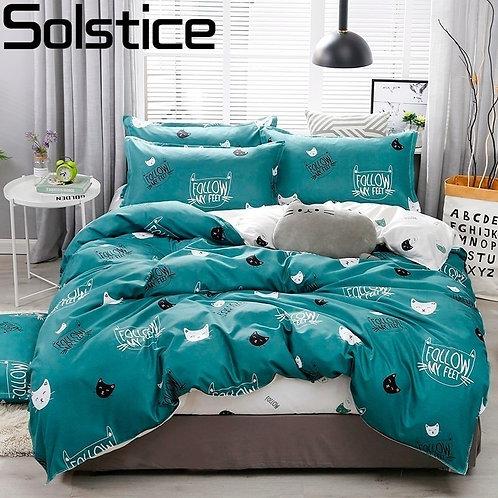 kids bedding sets duvet cover bed sheet pillowcase bedspread