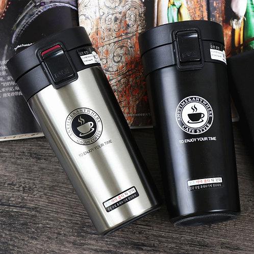 ZOOOBE Thermos Double Wall Coffee Mug