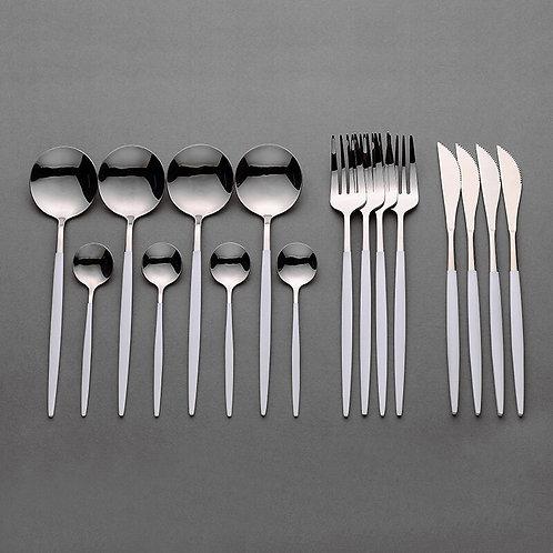 Dinner Set Forks Knives Spoons