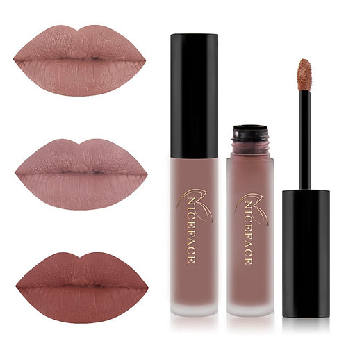 Waterproof Matte Liquid Makeup Lipstick