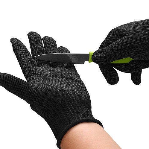 Protective steel gloves Cut Resistant Wear Resistant Hunting Gloves