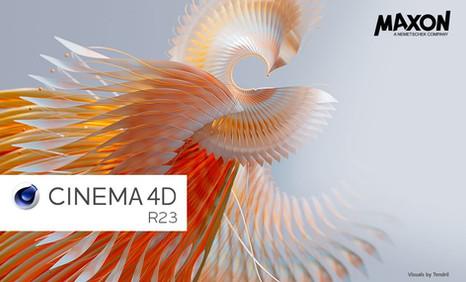 Cinema 4D R23 | Splash Screen