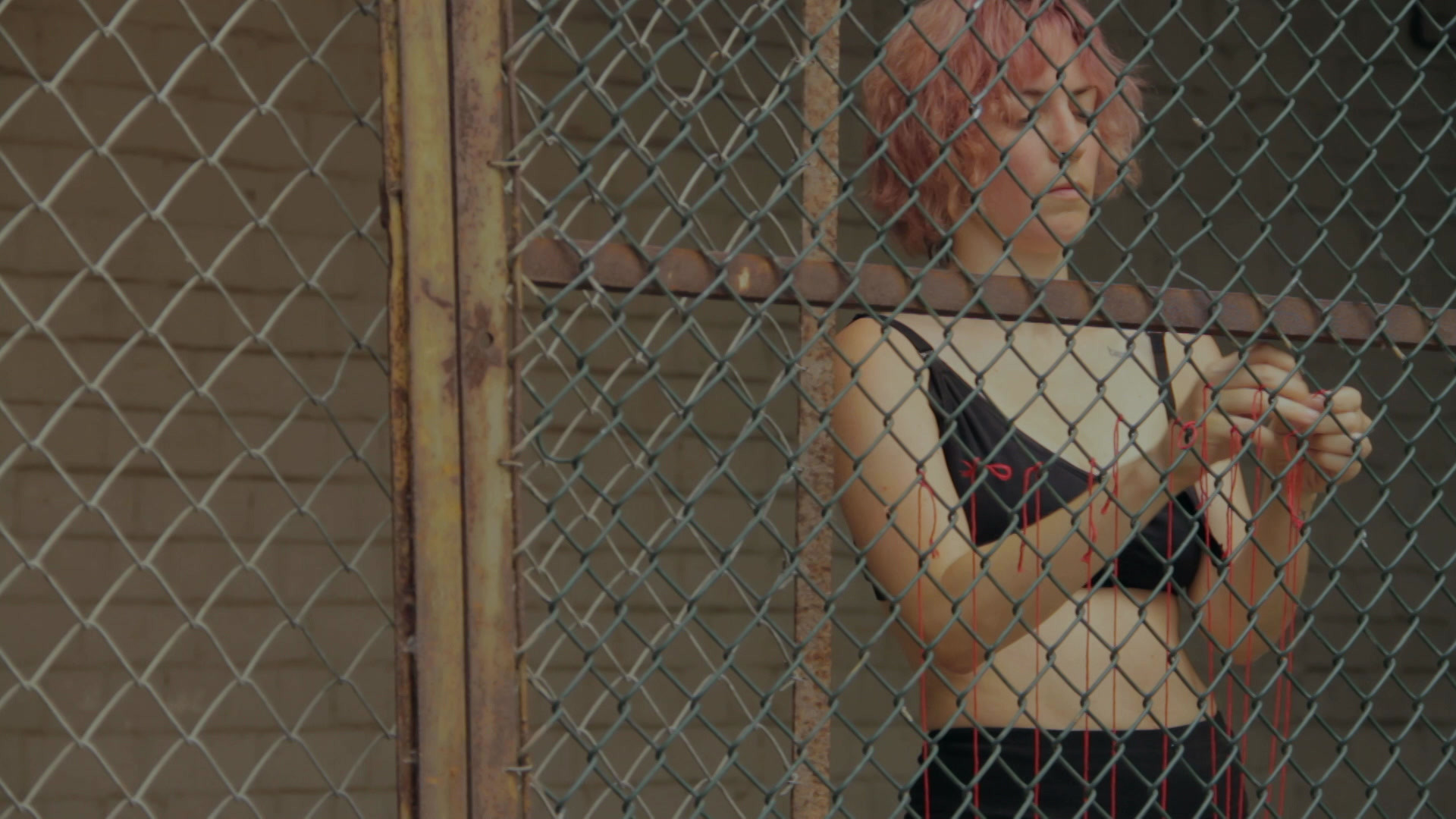 Sara Lu Performance MAMATOTO @HAUNT 22/08/2020 Filmcredits: Elissa de Brito
