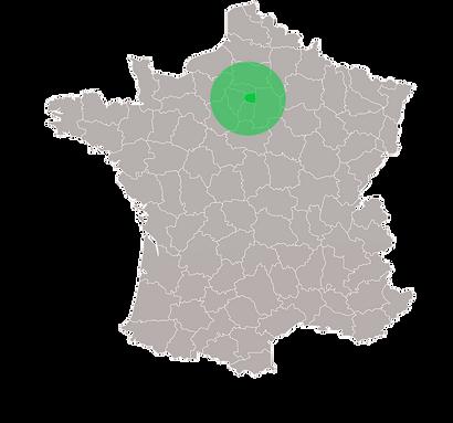 Zone d'intervention Pinchon Paysage