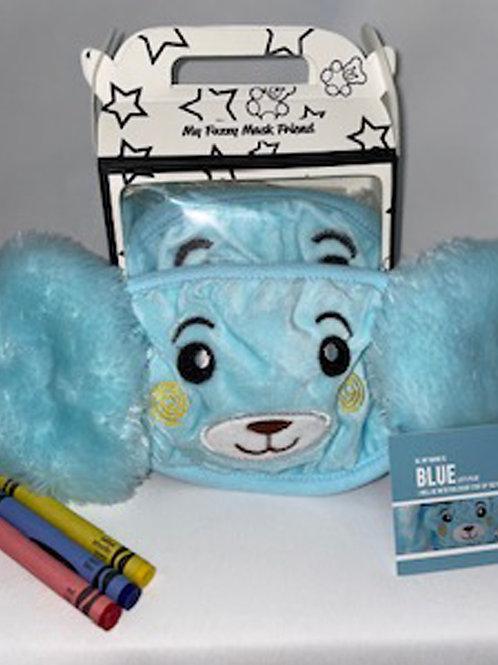 Kids BLUE Earmuffs
