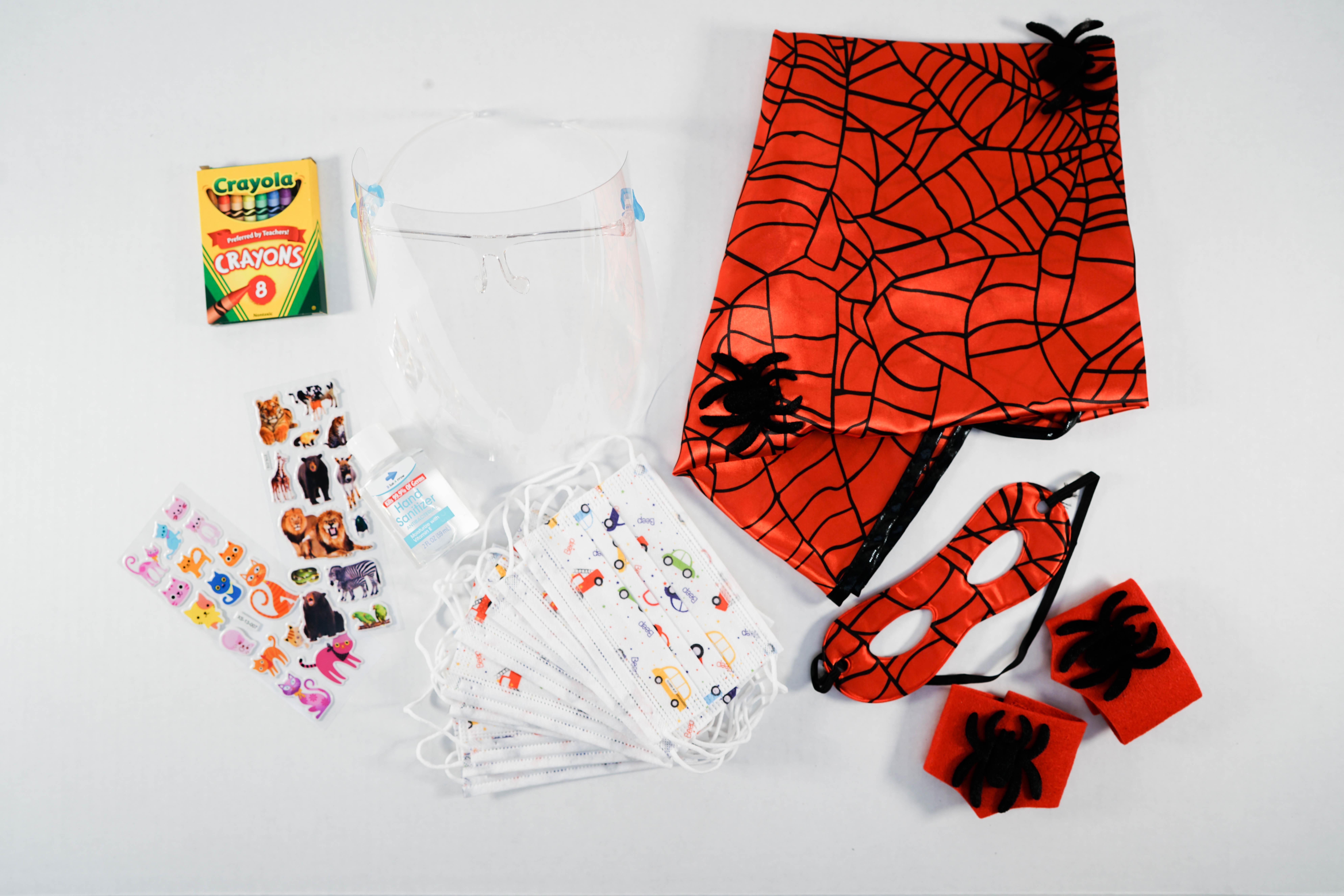 What's inside KidsColorBox