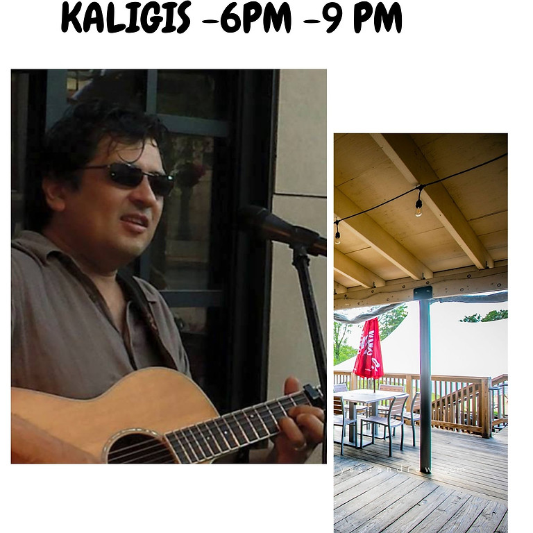 LIVE MUSIC ON THE HUT FRIDAY  APRIL 30