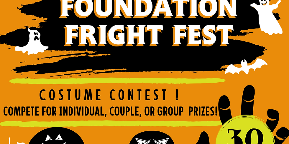 FOUNDATION FRIGHT FEST
