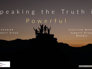 """Speaking the Truth is Powerful"" 