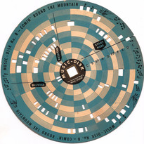paper music disc (sold)