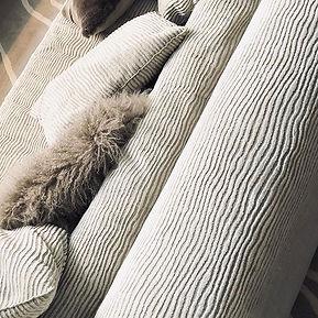 Canapé «Souhé «#zinalaboutique #lamars