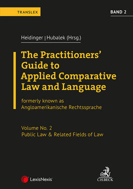 The Practitioners' Guide to Applied Comparative Law and Language
