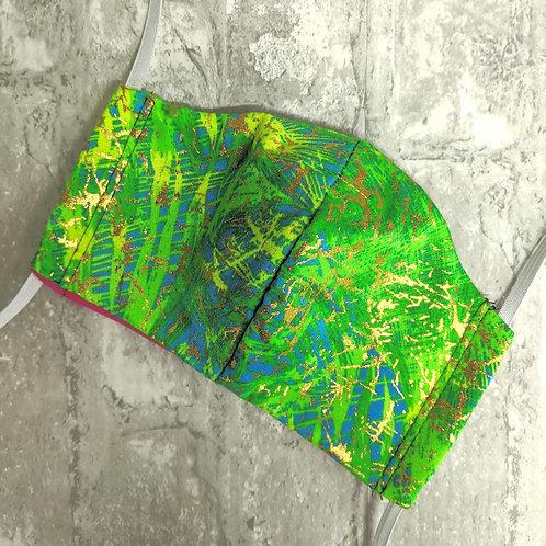 Green / Gold TieDye