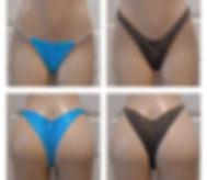 Competition suit, bikini suit, wellness bikini suit