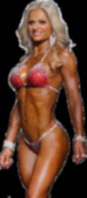 Anna-Lee McKill IFBB Pro Bikini