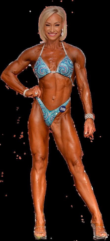 Maria Sharp IFBB Pro Figure