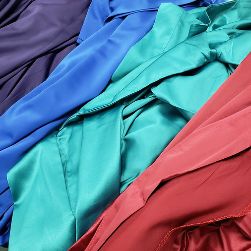 Backstage Robe - 5 Colours