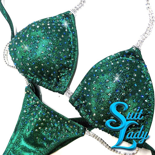 Emerald Green Shimmer