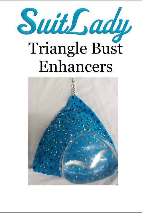 Small Triangle Enhancers - 1 Pair