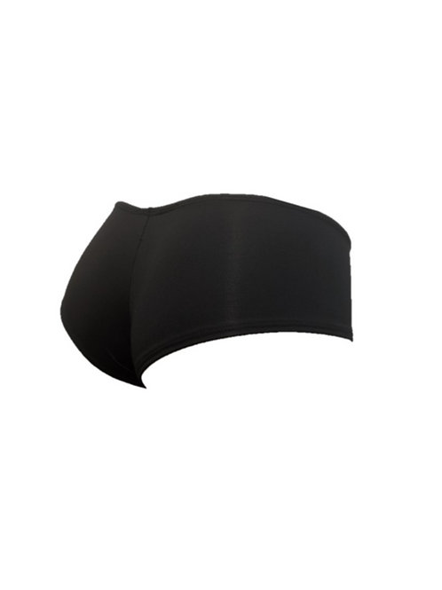 Freestyle Cheeky Shorts - Black