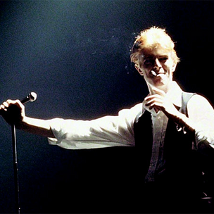 Een ode aan Bowie