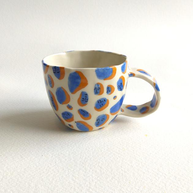 SOLD OUT Mug Mug blue