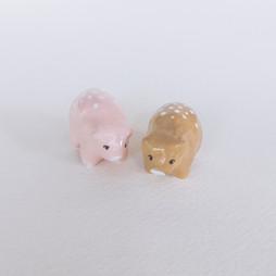 SOLD Happy Wombats