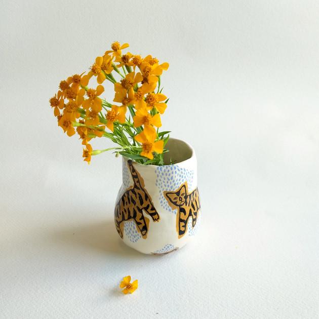 Tyger vase