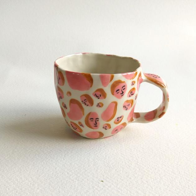SOLD OUT Mug pink