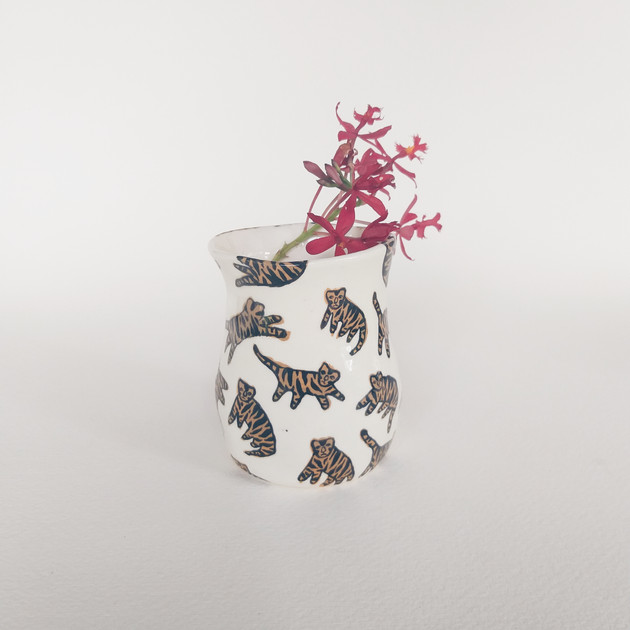 Tyger Vase mini