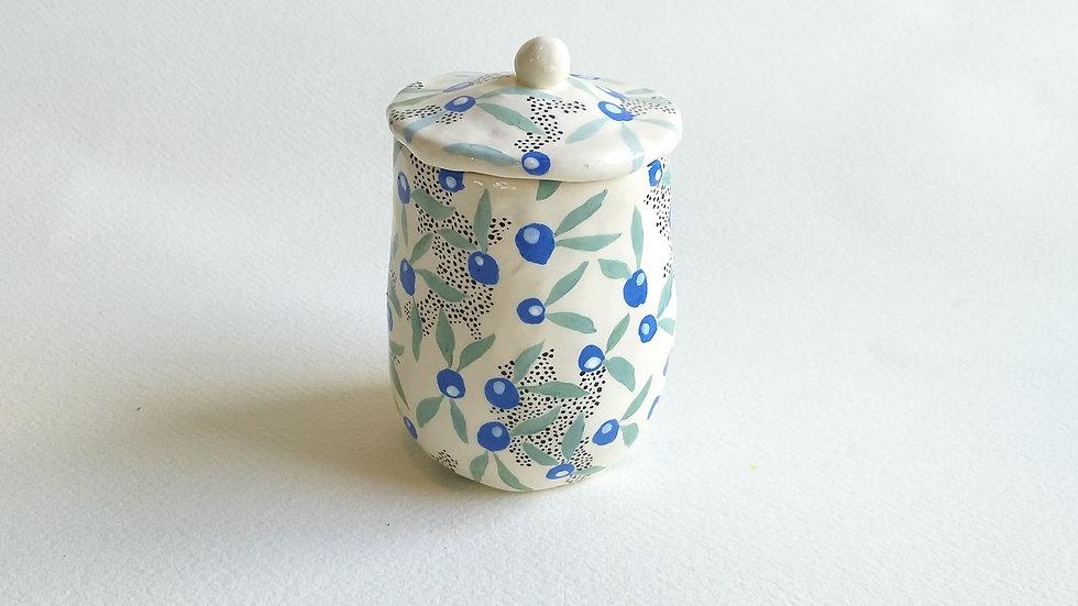 Blueberry Days pot