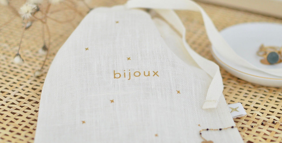 Bijoux - lin ou coton