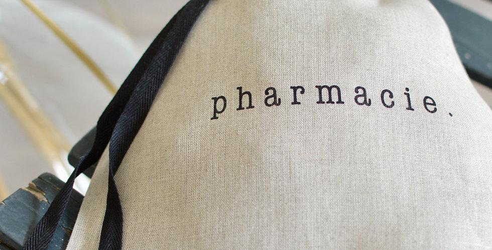 Pharmacie - lin naturel