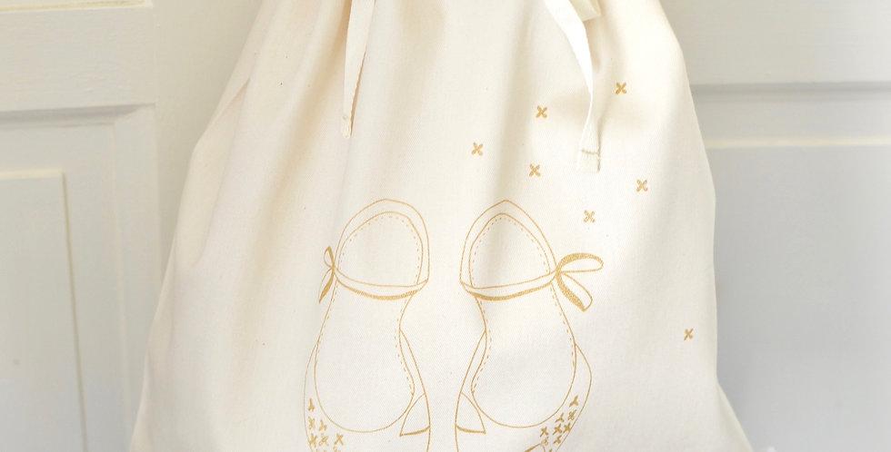 Chaussures femme - coton