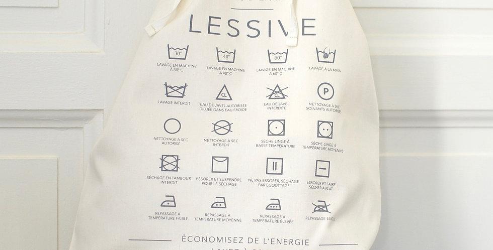 Lessive - coton