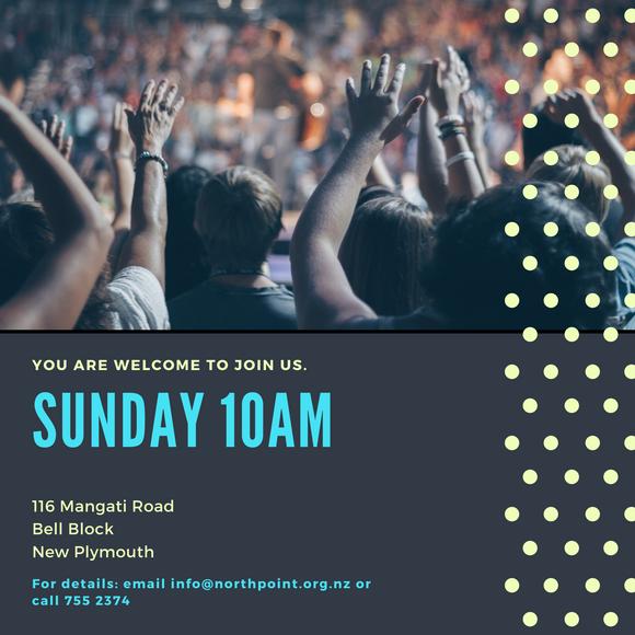 Energetic Blue Church Event Invitation.p