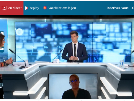 """Regardez cette émission TV LN24 de Pierre Fagnart """" Burn-out, la prochaine épidémie ? """""""