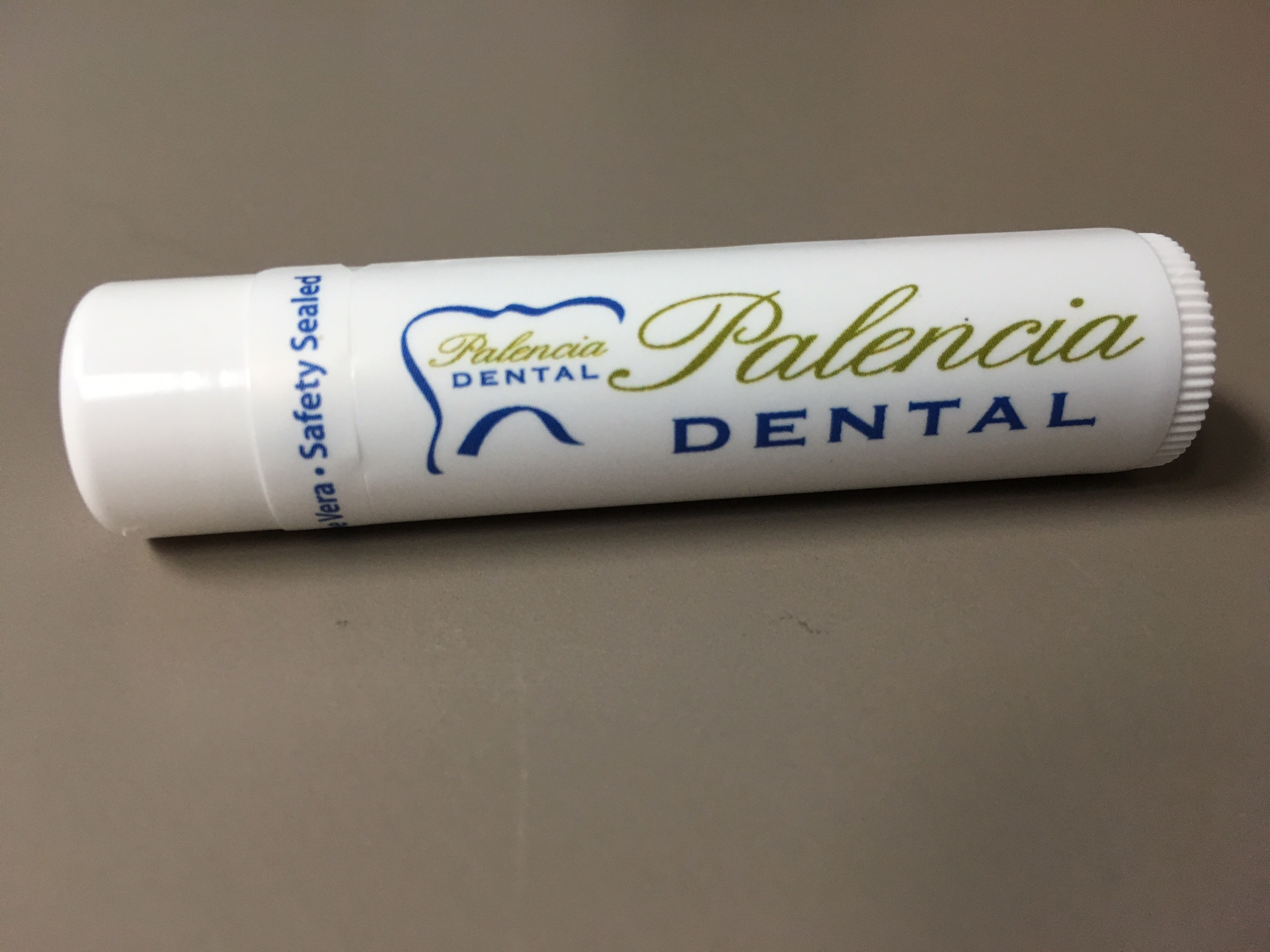 Lip Balm for Palencia Dental