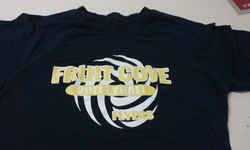 Fruit Cove Volleyball T-Shirt
