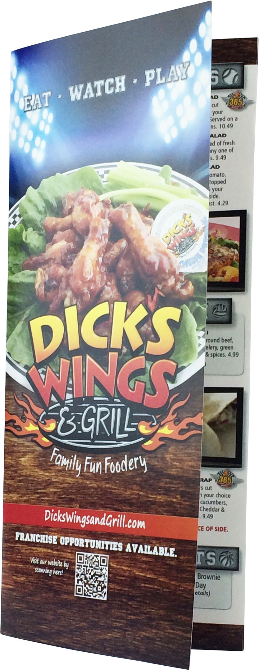 Dicks Wing Superflex
