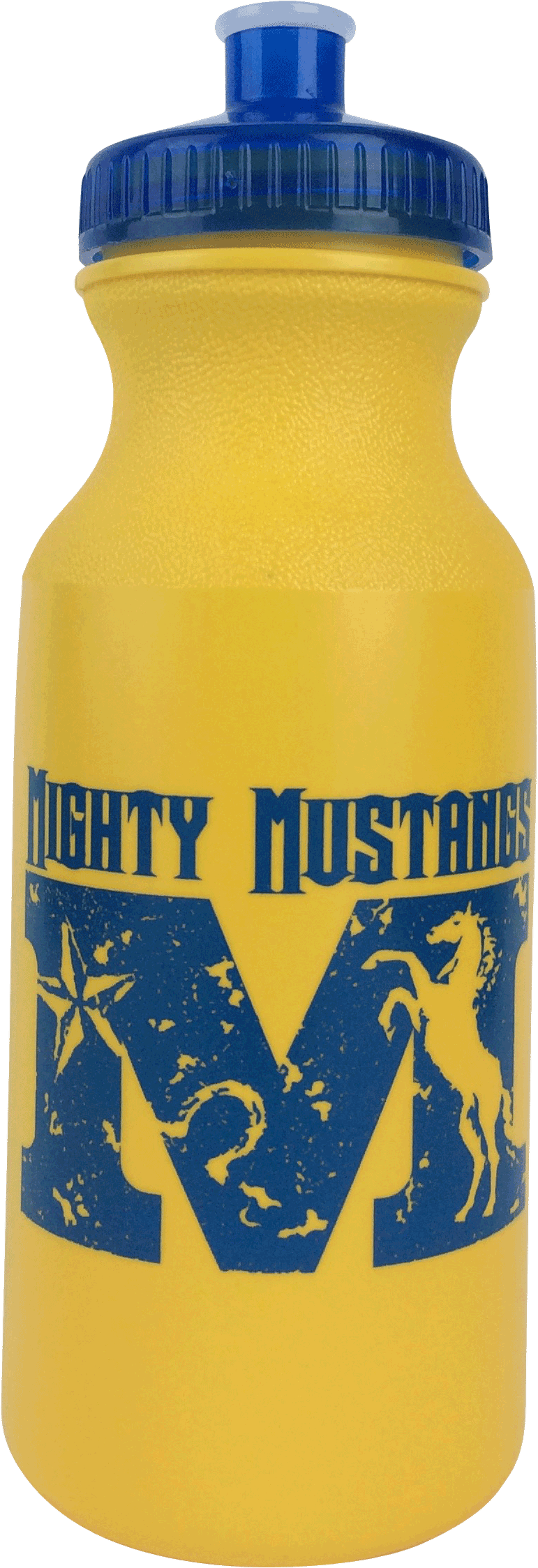 Mighty Mustangs Water Bottle