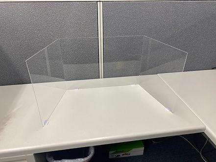 Acrylic TableShields