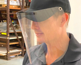 Reduce Concerns with Protective Face Shields