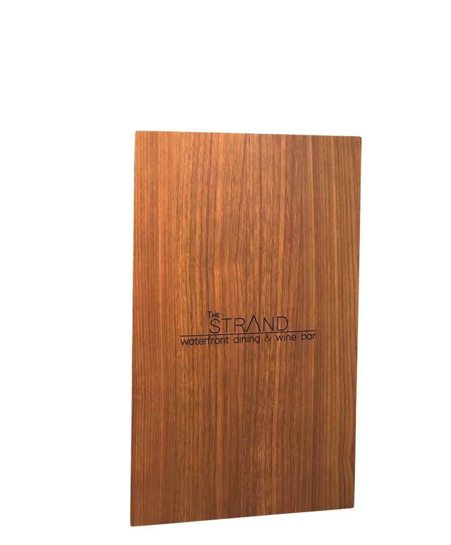 Single Panel Menu Boards