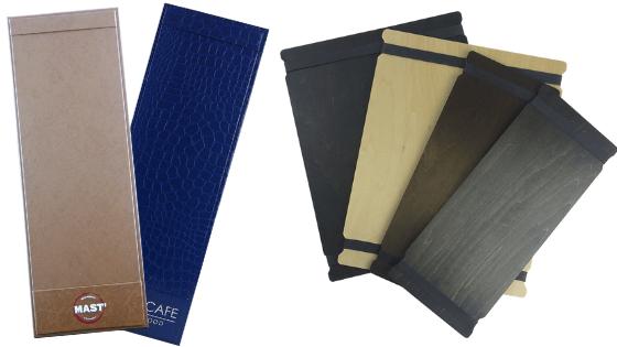 Functional Menu Boards